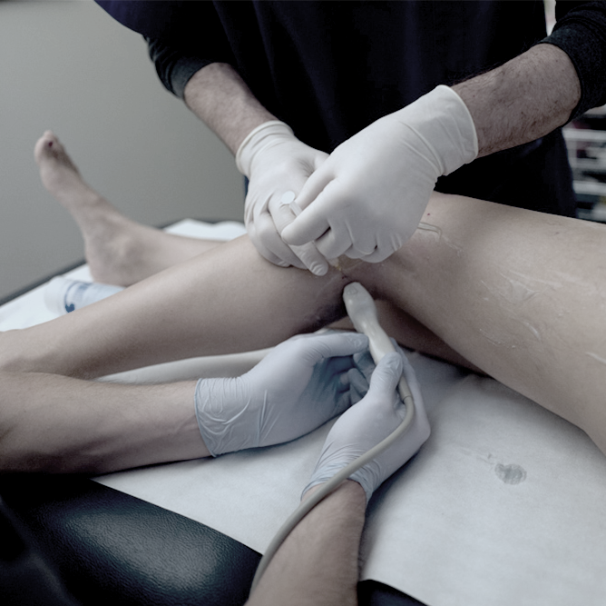 What is a phlebologist?