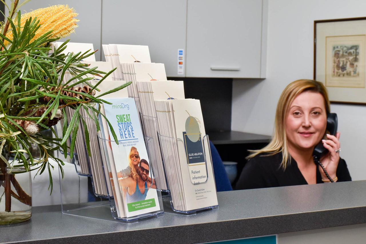 Blog by Kris our Illawarra Vascular Laboratory receptionist